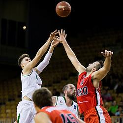 20161012: SLO, Basketball - 7Days EuroCup, KK Union Olimpija vs PBC Lokomotiv-Kuban