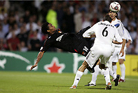Fotball, 13. september 2005, Campions League, Lyon - Real Madrid 3-0,<br />