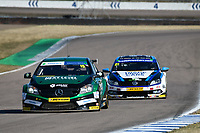 #15 Tom Oliphant Ciceley Motorsport Mercedes-Benz A-Class during BTCC Practice  as part of the Dunlop MSA British Touring Car Championship - Rockingham 2018 at Rockingham, Corby, Northamptonshire, United Kingdom. August 11 2018. World Copyright Peter Taylor/PSP. Copy of publication required for printed pictures.