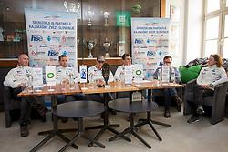 Press conference of Kajakaska Zveza Slovenije before season 2018, on March 15, 2018 in Ljubljana, Slovenia. Photo by Urban Urbanc / Sportida