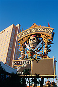 Treasure Island Resort, Las Vegas, Nevada, USA<br />