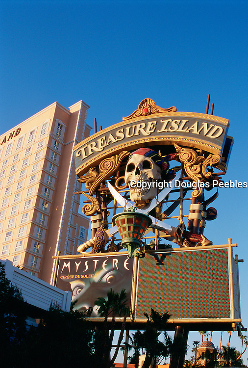 Treasure Island Resort, Las Vegas, Nevada, USA<br />