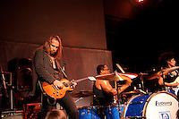 Earl Greyhound performs live at The Old Rock House in St. Louis on April 18, 2010