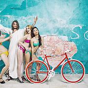 Kraftstoff Handmade Bikes, Katalog 2015, Holy Bike, Lustenau