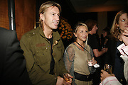 Lee Chapman and Lesley Ash, The launch of Gilt, a new champagne lounge in the Jumeira Carlton Tower Hotel. Sloane st. London. 17 October 2006. -DO NOT ARCHIVE-© Copyright Photograph by Dafydd Jones 66 Stockwell Park Rd. London SW9 0DA Tel 020 7733 0108 www.dafjones.com