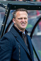 ALKMAAR - 01-05-2016, AZ - de Graafschap, AFAS Stadion, 4-1, AZ trainer John van den Brom