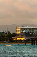 Le Roof restaurant, Anse Vata, Noumea, Grand Terre, New Caledonia