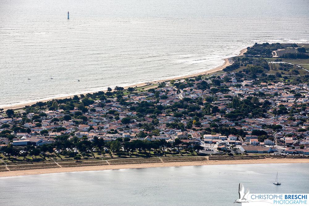 Survol en Hélicoptère de l'île de Ré