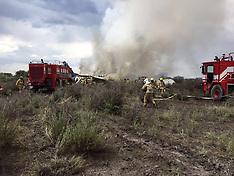 Aeromexico Plane Crashes - 1 Aug 2018
