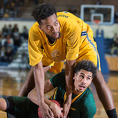 2015-16 A&T Men's Basketball vs Norfolk State