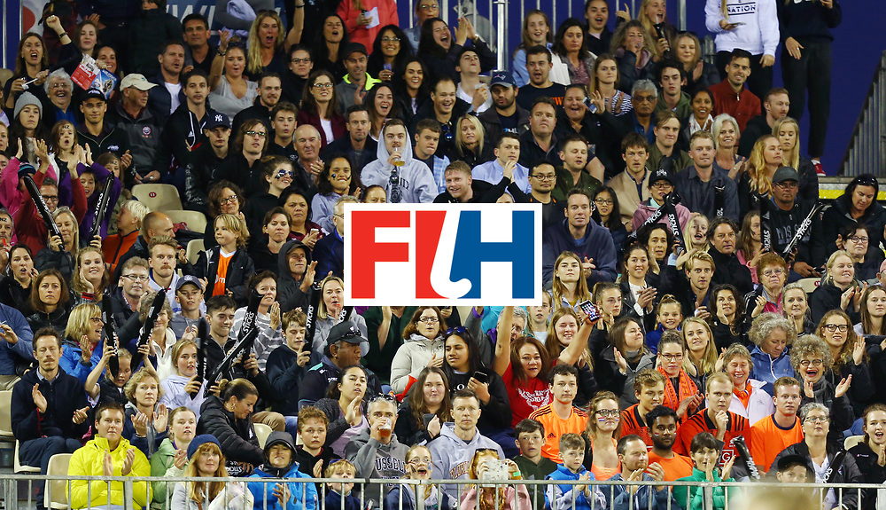 New Zealand, Auckland - 17/11/17  <br /> Sentinel Homes Women&rsquo;s Hockey World League Final<br /> Harbour Hockey Stadium<br /> Copyrigth: Worldsportpics, Rodrigo Jaramillo<br /> Match ID: 10292 - NED vs NZL<br /> Photo: