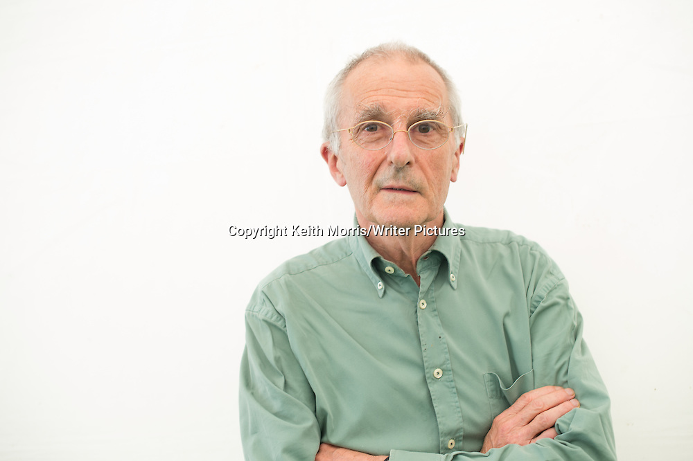 Professor Steve Jones, Emeritus Professor of Genetics at University College London and an author of several popular science books. The Hay Festival of Literature and the Arts, May-June 2016<br /> <br /> Picture by Keith Morris/Writer Pictures