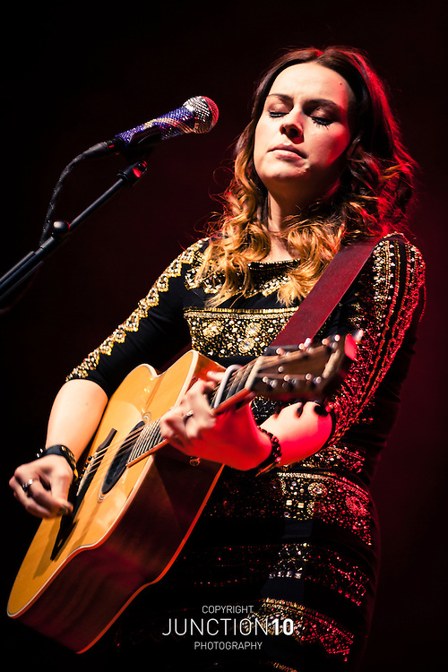 Amy Macdonald opens her UK tour at the Symphony Hall, Birmingham, United Kingdom.Picture Date: 1 March, 2013