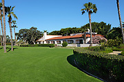 Hilton Santa Barbara Beachfront Resort Grounds and Buildings