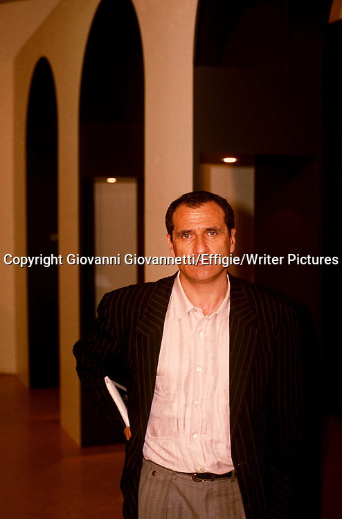 Vincenzo Cerami<br /> <br /> <br /> 05/11/2012<br /> Copyright Giovanni Giovannetti/Effigie/Writer Pictures<br /> NO ITALY, NO AGENCY SALES