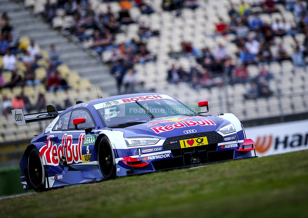 October 13, 2017 - Hockenheim, Germany - Red Bull Audi RS 5 DTM #5 (Audi Sport Team Abt Sportsline), Mattias Ekström  (Credit Image: © Hoch Zwei via ZUMA Wire)