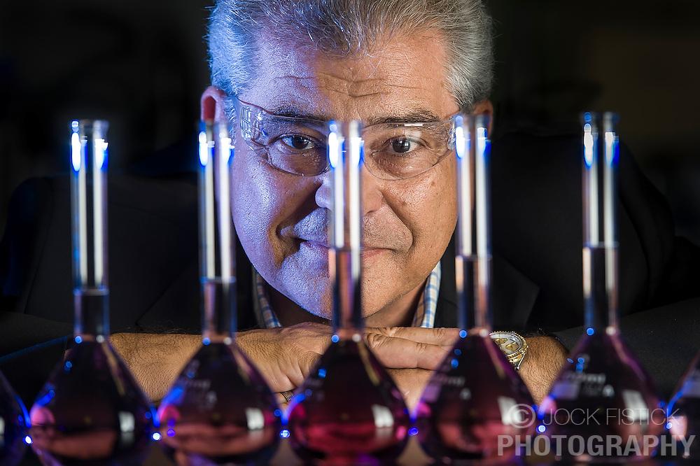 Fred Sancilio, president of Sancilio and Company, Inc., a West Palm Beach based pharmaceutical company.