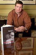 TREVOR REES-JONES, The Bodyguard who survived the car crash in Paris that killed Princess Diana. TALKS ABOUT HIS NEW BOOK The Bodyguard's Story: Diana, the Crash and the Sole Survivor.PIC RUSSELL.13.3.2000. London,England,UK: March 13,2000.<br /> TREVOR REES-JONES The Bodyguard who survived the car crash in Paris that killed Princess Diana. Talking about his book, The Bodyguard's Story: Diana, the Crash and the Sole Survivor.