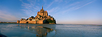 France, Normandie, Manche (50), Mont Saint Michel // Mont Saint Michel, Manche department, Normandy, France