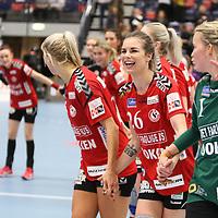 HBALL: 29-12-2017 - Team Esbjerg - FC Midtjylland - Santander Cup 1/2