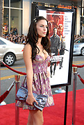 HOLLYWOOD, CA - AUGUST 10:  Celebrity arrivals at the Los Angeles premiere of Weinstein Co.'s 'Inglourious Basterds' held at Grauman's Chinese Theatre on August 10, 2009 in Hollywood, California.  (Photo by German Silva.)<br />