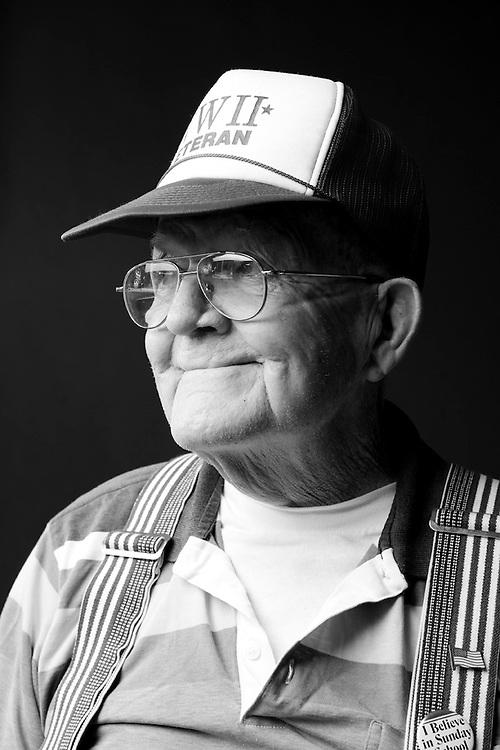 Robert H. Wilson Sr..Navy.Air Base Defense.World War II.