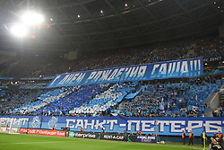 September 28, 2017 - Saint-Petersburg - Of The Russian Federation. Saint-Petersburg. Zenit-arena. Arena Saint-Petersburg. Match Of The UEFA Europa League. Zenit beat real Sociedad with the score 3:1 in the match of UEFA Europa League. Player. (Credit Image: © Russian Look via ZUMA Wire)