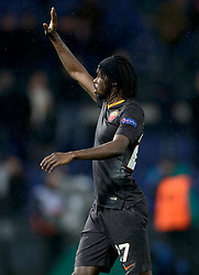 26-02-2015 NED: Europa League Feyenoord - AS Roma, Rotterdam<br /> In the photo Gervinho #27