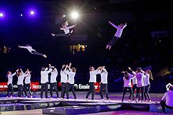 Air Cracks<br /> Stuttgart - German Masters 2019<br /> Großer Showabend<br /> 13. November 2019<br /> © www.sportfotos-lafrentz.de/Stefan Lafrentz