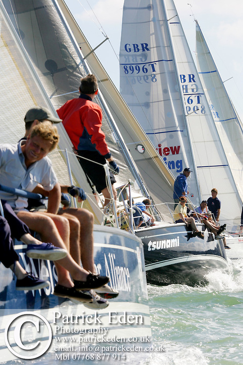 Little Britain Challenge Cup, Cowes, Isle of Wight, England,