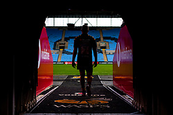 Jack Willis and Jacob Umaga of Wasps pose as part of the Wasps 2020/21 season Membership campaign - Mandatory by-line: Robbie Stephenson/JMP - 13/02/2020 - FOOTBALL - Ricoh Arena - Coventry, England - Wasps 2020/21 Season Membership Campaign