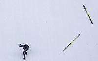 Hopp<br /> FIS World Cup<br /> Wisla Polen<br /> 15.01.2015<br /> Foto: imago/Digitalsport<br /> NORWAY ONLY<br /> <br /> Anders Bardal (NOR)<br /> Brekker håndleddet etter fall