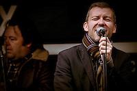 Akustisk konsert med Giske på Jukebox i Ålesund.<br /> Foto: Svein Ove Ekornesvåg