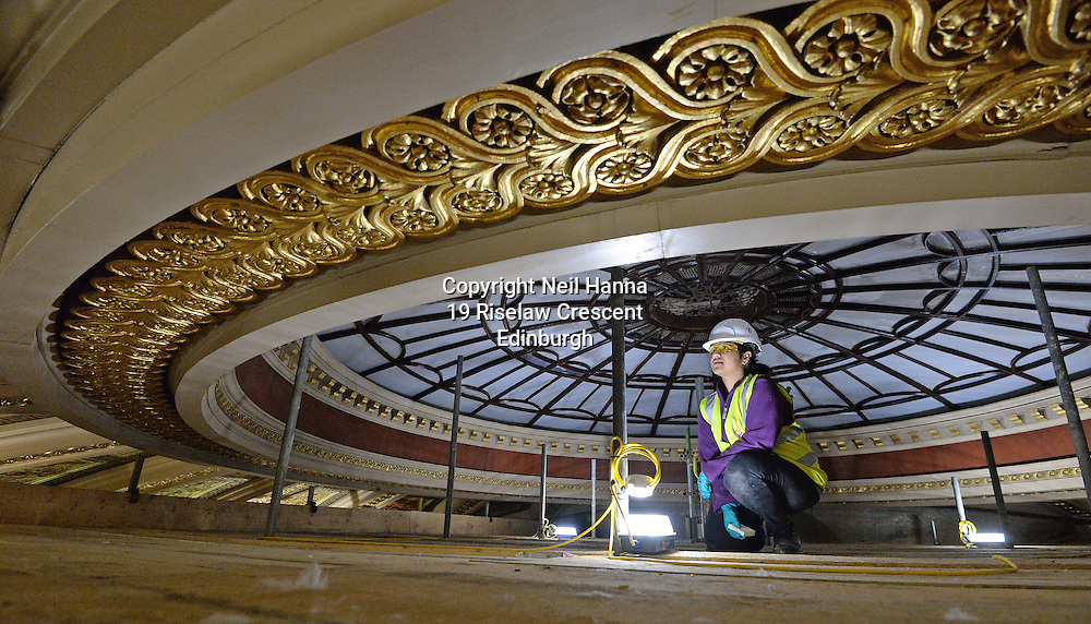 University of Edinburgh<br /> <br /> McEwan Hall restoration<br /> <br />  Neil Hanna Photography<br /> www.neilhannaphotography.co.uk<br /> 07702 246823