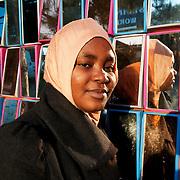 Hackney All Nations. Anrfati from  Comoros