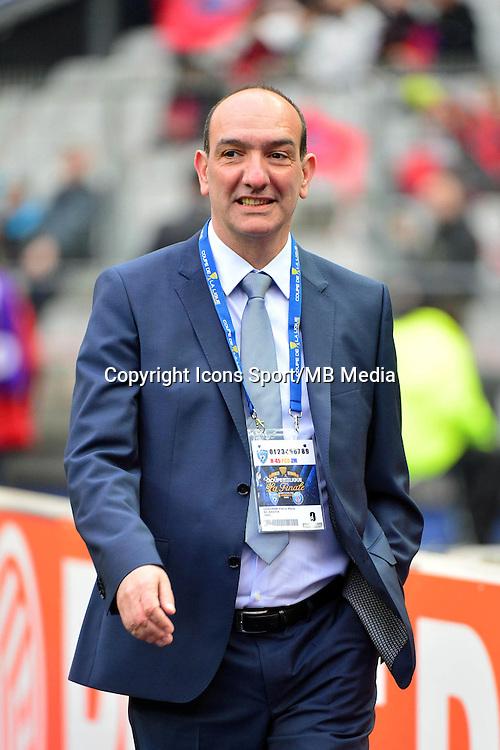 Pierre Marie GERONIMI    - 11.04.2015 -  Bastia / PSG - Finale de la Coupe de la Ligue 2015<br />Photo : Dave Winter / Icon Sport