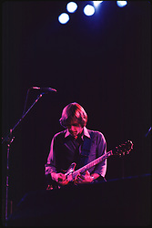 Bob Weir performing with the Grateful Dead in Concert at the Huntington Civic Center, Huntington West Virginia on 16 April 1978. Image No. 78C16-13