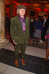 Chris Jagger at the Mary Quant VIP Preview at The Victoria & Albert Museum, London, England. 03 April 2019. <br /> <br /> ***For fees please contact us prior to publication***
