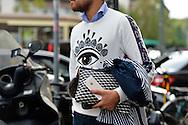 Kenzo Sweatshirt, Outside No. 21 SS2015