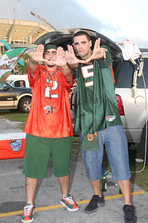 2008 Miami Hurricanes Football vs Virginia Tech