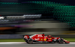 November 24, 2018 - Abu Dhabi, United Arab Emirates - Motorsports: FIA Formula One World Championship 2018, Grand Prix of Abu Dhabi, World Championship;2018;Grand Prix;Abu Dhabi,  , #5 Sebastian Vettel (GER, Scuderia Ferrari) (Credit Image: © Hoch Zwei via ZUMA Wire)