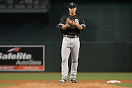 PHOENIX, AZ - MAY 24:  Jose Quintana #62 of the Chicago White Sox prepares on the mound against the Arizona Diamondbacks at Chase Field on May 24, 2017 in Phoenix, Arizona. The Arizona Diamondbacks won 8-6.  (Photo by Jennifer Stewart/Getty Images)