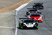 September 21-24, 2017: Lamborghini Super Trofeo at Laguna Seca. Richard Antinucci (Pro), Change Racing, Lamborghini Carolinas, Lamborghini Huracan LP620-2