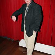 NLD/Utrecht/20080410 - CD presentatie Grad Damen, Emile Hartkamp is 87 kilo afgevallen met een maagband
