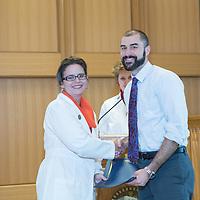 2016 Campbell University PA Long Coat Ceremony