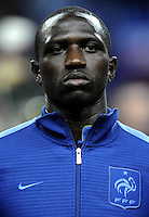 Football Fifa Brazil 2014 World Cup - Friendly Matchs 2013 -<br /> France vs Germany 1-2  ( Stade de France Stadium-Saint-Denis , France )<br /> Moussa Sissoko of France , during the Friendly Match between France and Germany