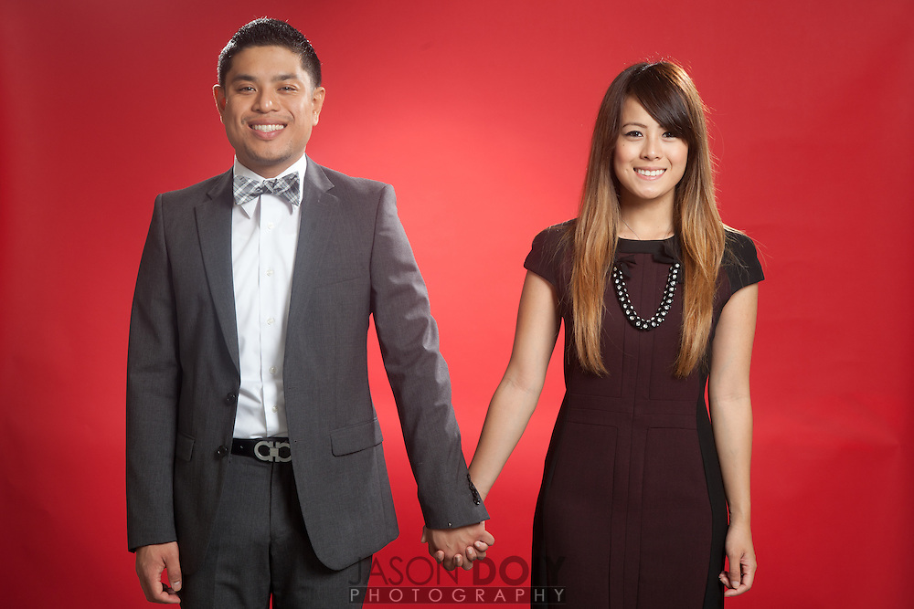 Portraits of Joe and Maria..photo by Jason Doiy--All Rights Reserved