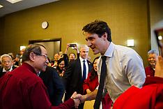 PM Trudeau Visits Table Tennis Association 23 mar 2017