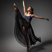 The UVU Repertory Ballet Ensemble led by Mark Borchelt and Jamie Johnson do promo photos in the studio on the campus of Utah Valley University in Orem, Utah, Wednesday Sept. 19, 2018. (August Miller, UVU Marketing)