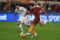 Gol Mohamed Salah Roma Goal celebration 1-0 <br /> Roma 23-10-2016  Stadio Olimpico <br /> Football Calcio Serie A 2016/2017 AS Roma - Palermo <br /> Foto Andrea Staccioli / Insidefoto